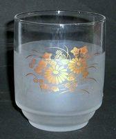 昭和レトロ 冷茶グラス コップ タンブラー