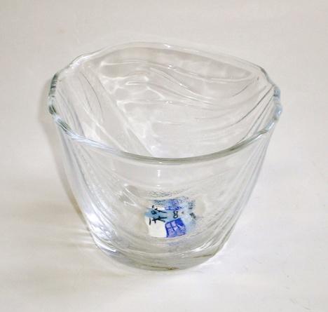 せせらぎガラス小付・タレ鉢