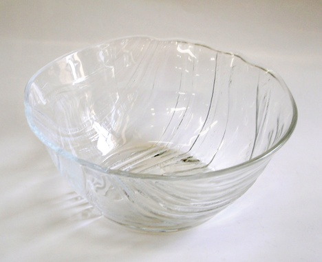 ガラスそうめん鉢
