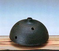しがらき焼 ドーム型焼〆蓋付の蚊取り器 特価で通販