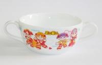 第1期ミニモニ 陶器のスープカップ