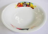 仮面ライダー龍騎陶器 楕円形カレー皿