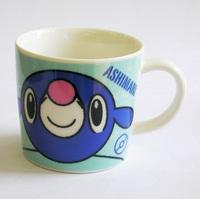 ポケットモンスターS&Mアシマリのマグカップ特価通販