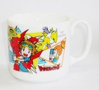デジモンテイマーズ陶器 マグカップ