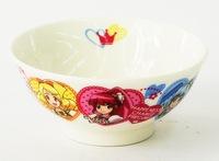 アニメキャラクター陶器の子ども茶碗