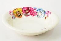 ハピネスチャージプリキュア磁器製フルーツ皿