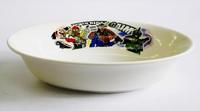 仮面ライダー陶器 楕円形カレー皿