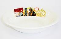 仮面ライダーゴースト 磁器製フルーツ皿