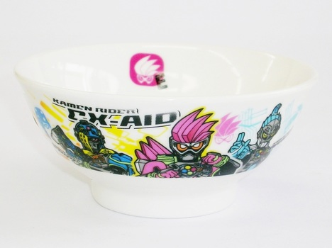 仮面ライダーエグゼイド磁器製 茶碗