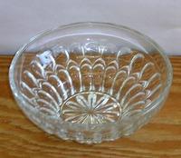 昭和レトロ 東洋ガラス 小鉢