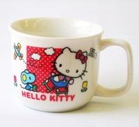 ハローキティ陶器マグカップ