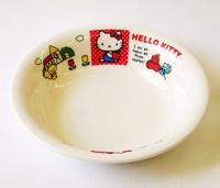 ハローキティ 磁器製フルーツ皿 特価 通販