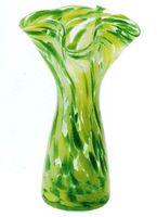北洋硝子 津軽びいどろ手づくりガラス製花器 花瓶 特価 通販