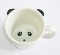 パンダ磁器製マグカップ 特価 通販