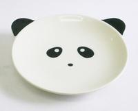 パンダ磁器製パン皿(ケーキ皿)特価 通販