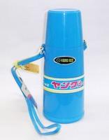 昭和レトロ ニッポン水筒 ヤングエース800 コップ式水筒
