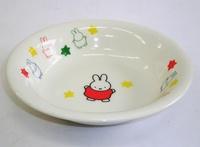 ミッフィー磁器製 フルーツ皿 特価 通販