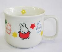 ミッフィー陶器マグカップ