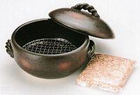 万古焼 みすず燻製鍋 激安