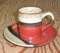 昭和レトロ デミタスカップ&ソーサー 通販 コーヒーカップ