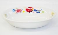 カーズ陶器 楕円形カレー皿