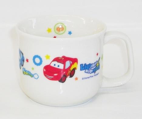 cars陶器マグカップ