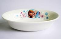 ディズニー陶器 楕円形カレー皿