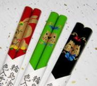 贈答用にもおすすめ 子供用も大人用も高級塗箸の輪島塗箸と実用的な若狭塗箸
