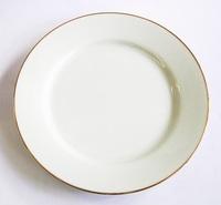 昭和レトロ 縁金リムミート皿(中) 通販 洋皿