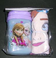 アナと雪の女王 おしぼりセット 特価 通販
