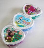 アナと雪の女王 ハート型タッパー容器 特価 通販