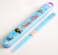 アナと雪の女王 箸・箸箱セット 通販 特価