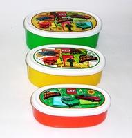 トミカ シール容器3点セット 通販