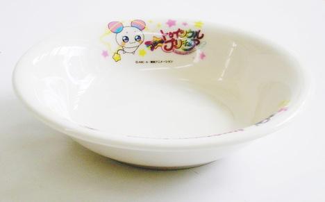 スター☆トゥインクルプリキュア 磁器製 フルーツ皿【通販 特価 子供用食器】山口陶器店47523