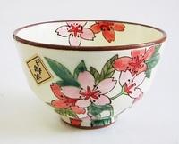 波佐見焼 手描き桜 夫婦飯茶碗 通販