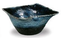 しがらき焼 水鉢 すいれん鉢 めだか鉢 特価 通販