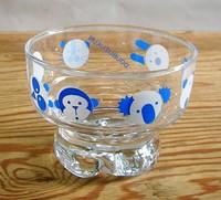 昭和レトロ アイスクリームカップ ガラス製 通販 デザート