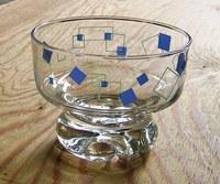 昭和レトロ ガラス製デザートグラス 通販
