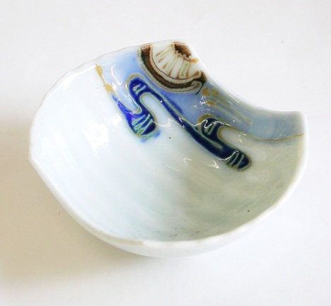 昭和レトロ 豆皿【通販】山口陶器店15041906