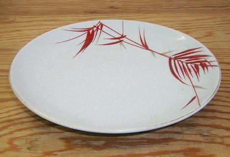 昭和レトロ 陶器 皿