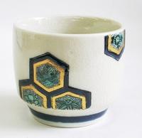 昭和レトロ 九谷焼 陶器食器