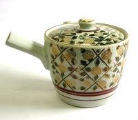昭和レトロ 九谷焼 陶器食器 急須 通販