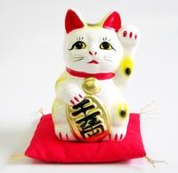 瀬戸 招き猫右手 特価 通販