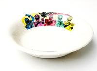 魔進戦隊キラメイジャー磁器製フルーツ皿 特価 通販