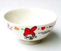 マイメロディ お絵かき茶碗 磁器製ケーキ皿 特価 通販