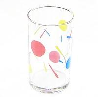昭和レトロ 水玉水玉 タンブラー コップ タンブラー