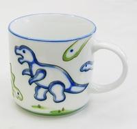 ジュラシック 恐竜 陶器 マグカップ 特価 通販
