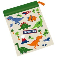 ディノサウルス 恐竜 コップ袋 通販
