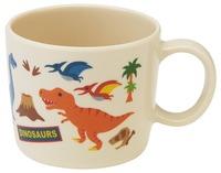 ディノサウルス 恐竜 メラミン製マグコップ 通販