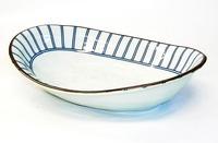 楕円形深皿 パスタ皿 カレー皿 特価 通販